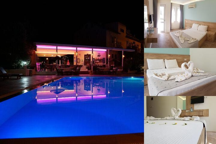 Tunacan Hotel photo collage