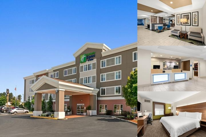 Holiday Inn Express & Suites in Sumner photo collage