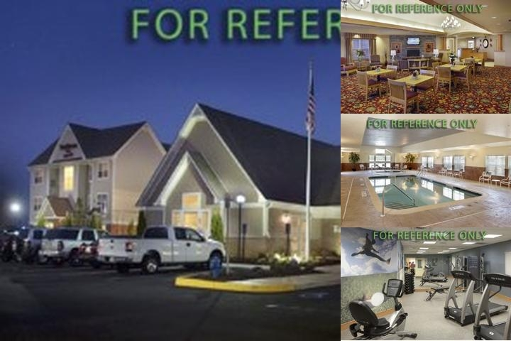 Residence Inn by Marriott Mt. Laurel at Bishop's G photo collage