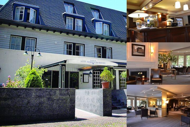 Fletcher Hotel Restaurant Auberge De Kieviet photo collage