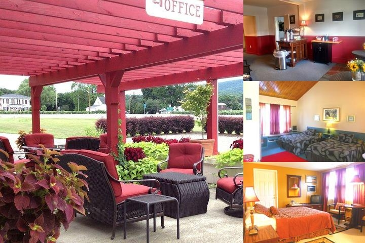 Vinehurst Inn & Suites photo collage