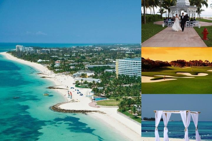 Grand Lucayan Bahamas photo collage