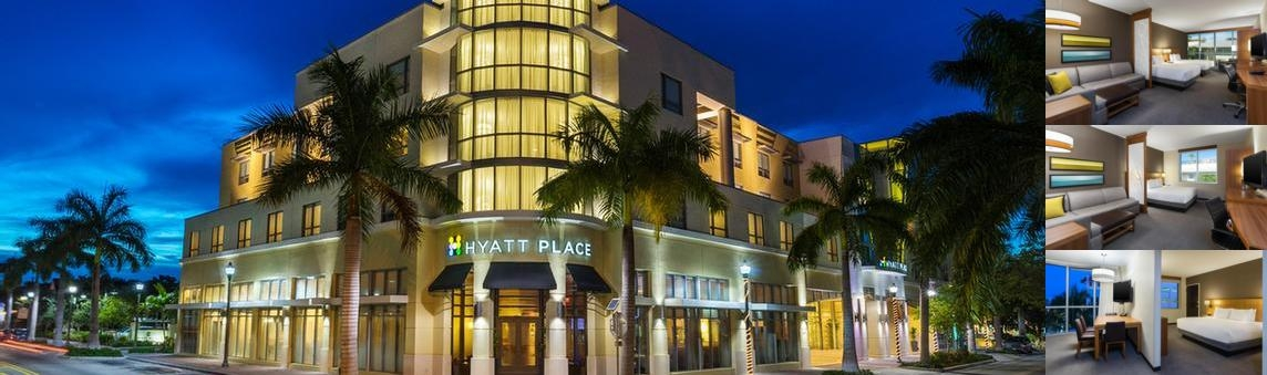 Hyatt Place Delray Beach photo collage