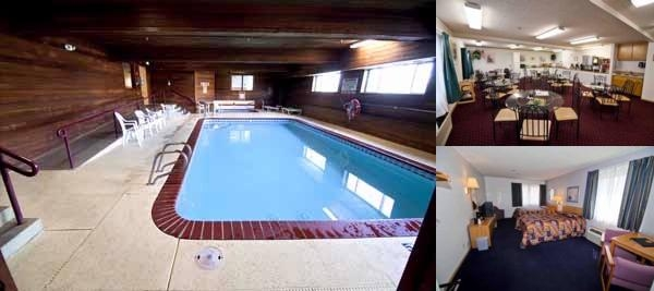 Red Lion Inn & Suites Ontario photo collage