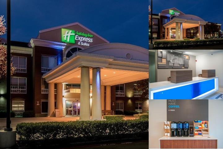 Holiday Inn Express & Suites N Dallas Tollway photo collage