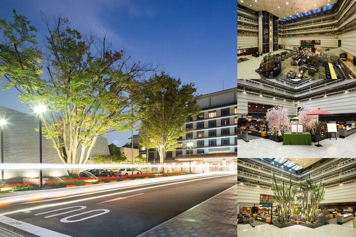Kyoto Brighton Hotel photo collage