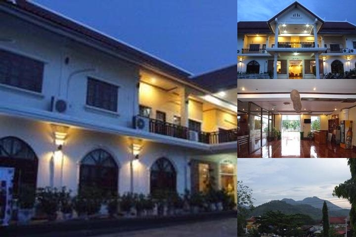 Dao Fa Hotel photo collage