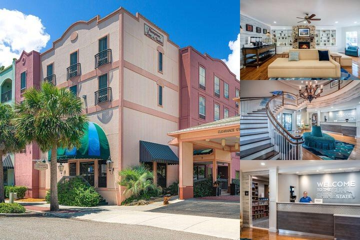 Hampton Inn & Suites Amelia Island Fl photo collage