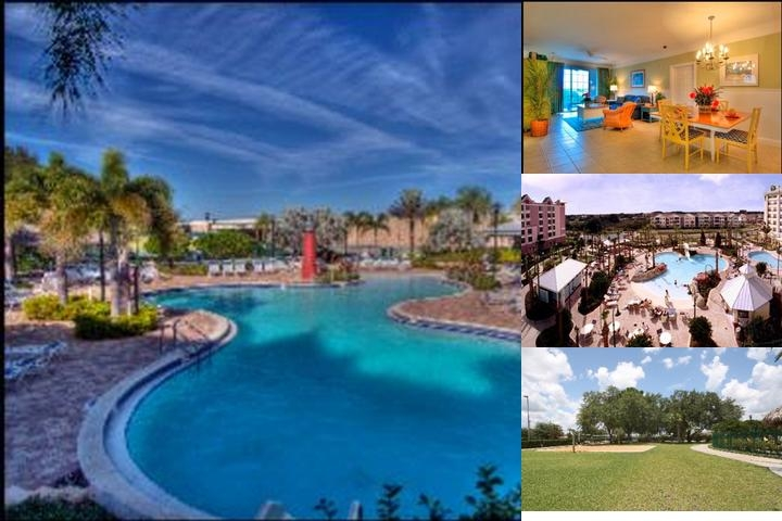 Calypso Cay Resort Vacation Villas photo collage