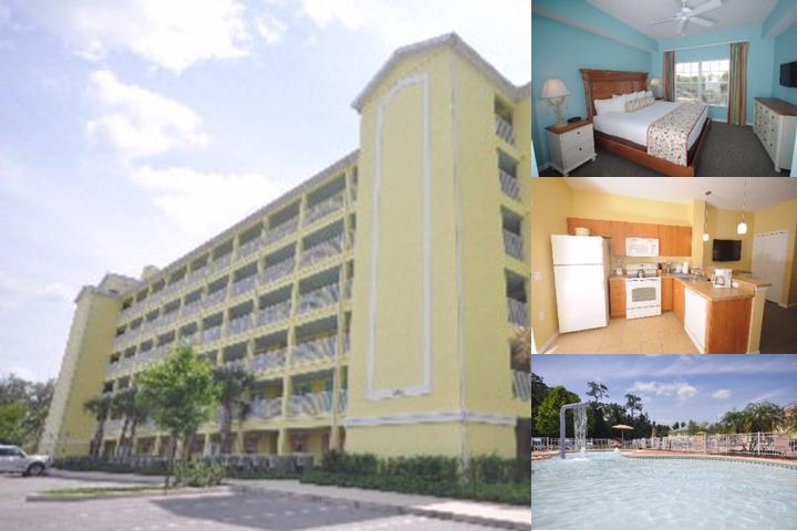The Barefoot Suites photo collage
