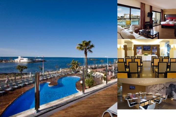 Hotel Marina Luz photo collage