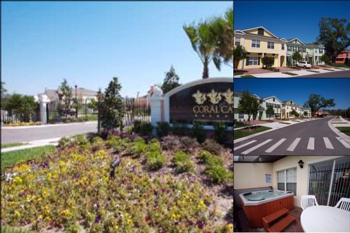 Coral Cay Townhomes & Staysky Villas by Sky Hotels photo collage