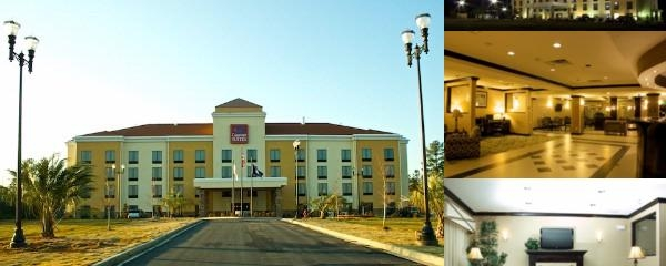 Comfort Suites Clinton photo collage