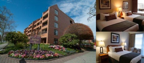 Embassy Inn photo collage