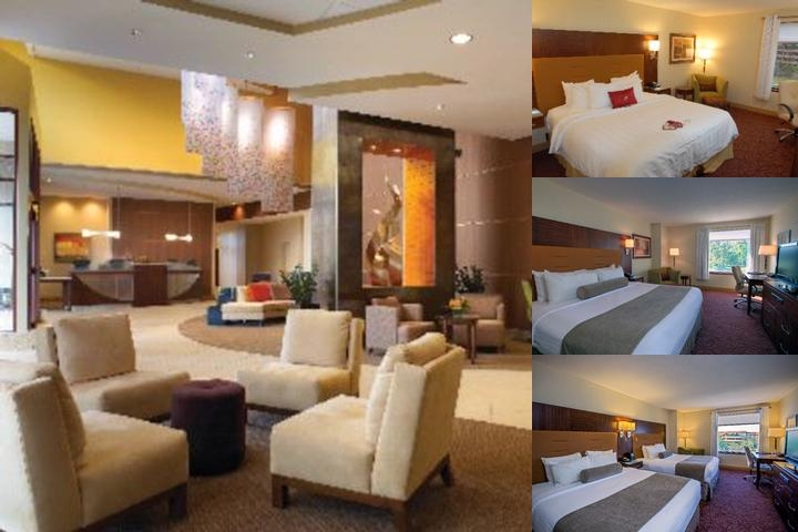 Crowne Plaza Milwaukee West photo collage
