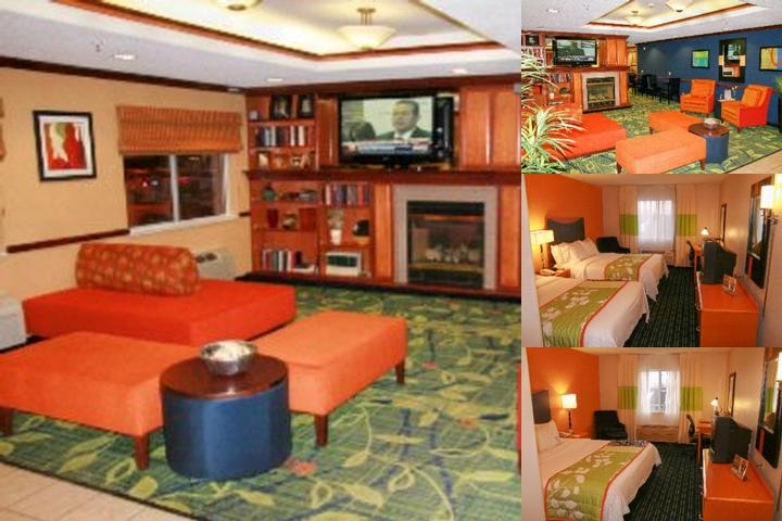 Fairfield Inn & Suites Minneapolis St. Paul Airpor photo collage