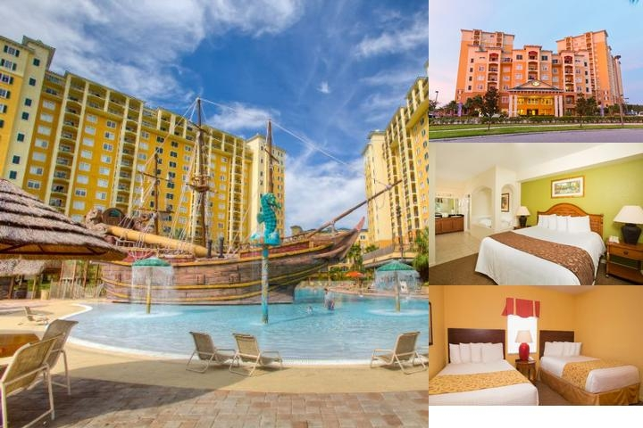 Lake Buena Vista Resort Village & Spa photo collage