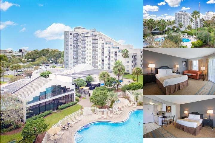 Enclave Suites photo collage