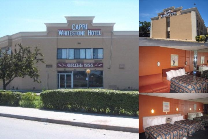 Capri Whitestone Hotel photo collage