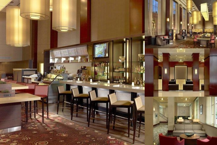 Courtyard by Marriott Downtown Nashville photo collage