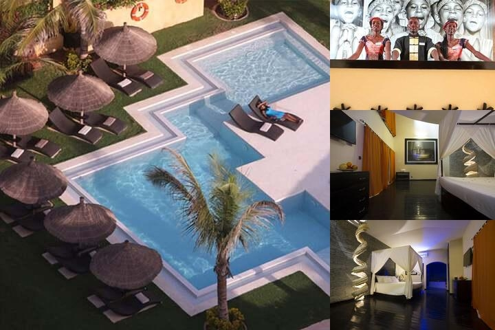 The Rhino Resort Hotel & Spa photo collage
