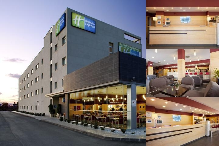 Holiday Inn Express Malaga Airport photo collage
