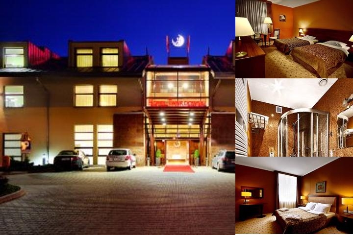 Hotel Twardowski photo collage
