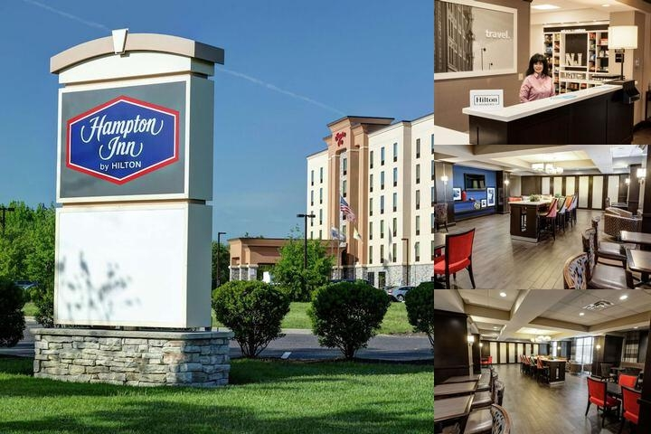 Hampton Inn Neptune photo collage