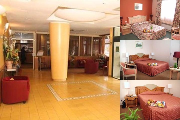 Quality Inn Paris La Defense photo collage