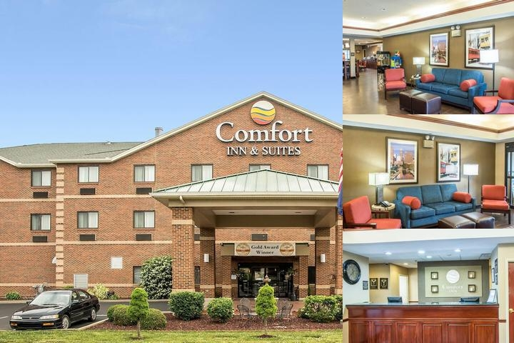 Comfort Inn & Suites Guest Room With Queen Beds