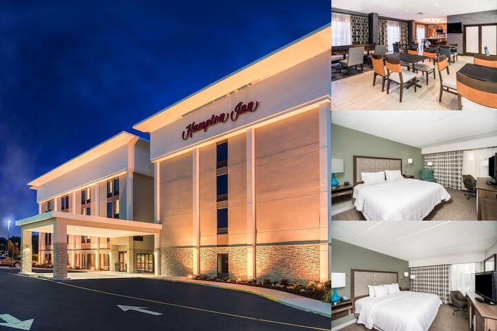 Hampton Inn Dover photo collage