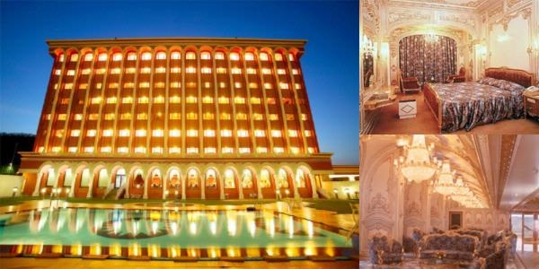 Sitara Luxury Hotel photo collage