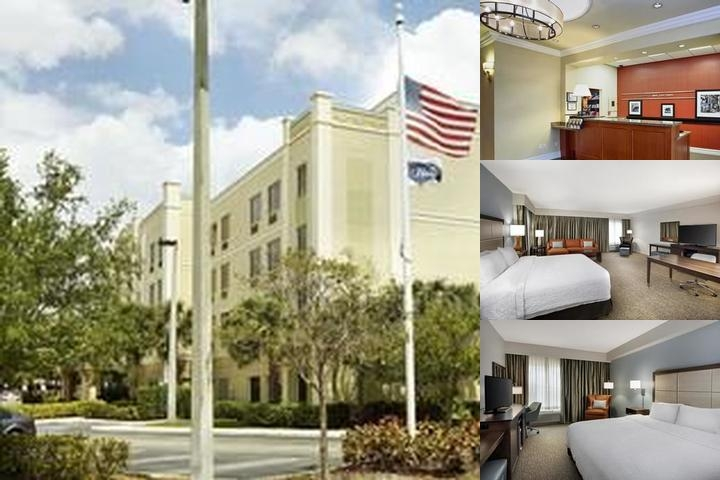 Hampton Inn West Palm Beach Central Airport photo collage