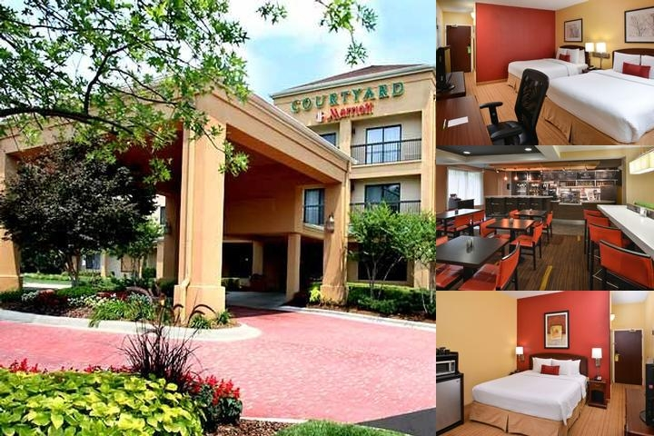 Courtyard by Marriott Rock Hill photo collage