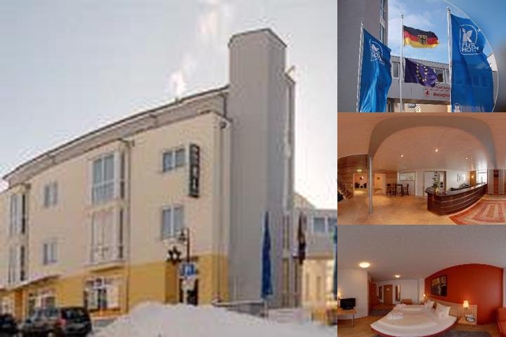 Hotel Zum Hasen photo collage