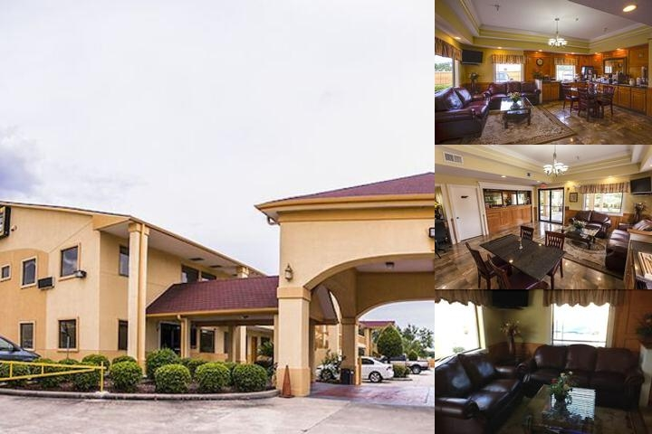 Downtowner Inn & Suites Hobby Airport photo collage