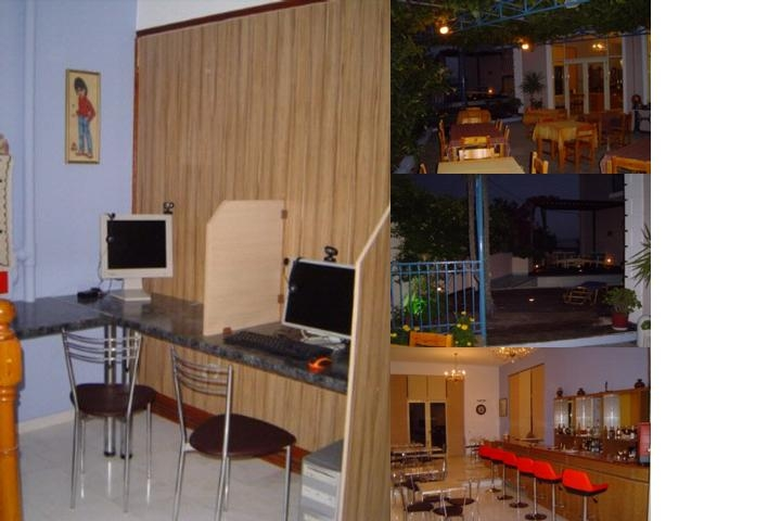 Hotel Kourkoumelata photo collage