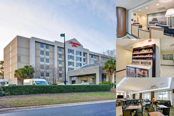 Hampton Inn Mobile East Bay Daphne photo collage