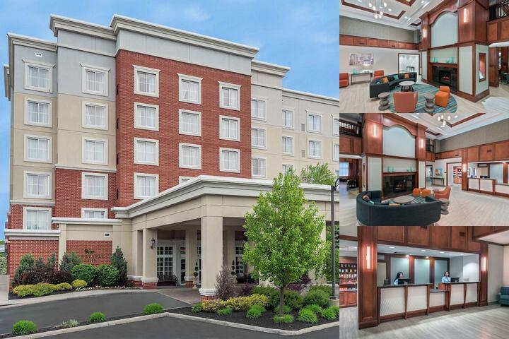 Homewood Suites by Hilton Cleveland Beachwood photo collage