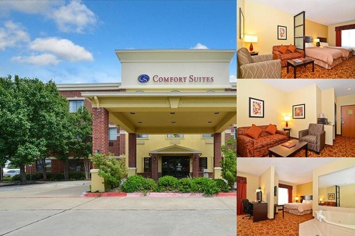 Comfort Suites / Mckinney photo collage