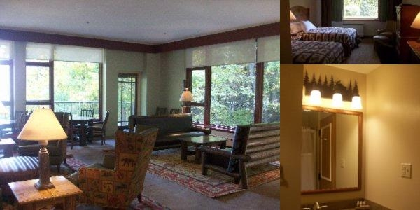 Bear Mountain Inn photo collage