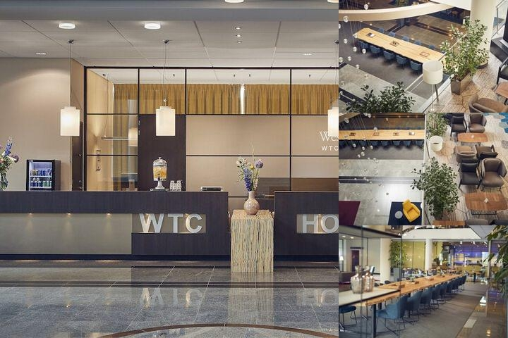 Westcord Wtc Hotel Leeuwarden photo collage