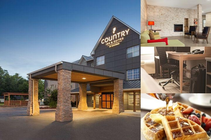 Country Inn & Suites by Carlson Jackson Airport photo collage