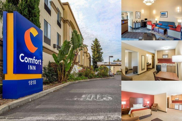 Comfort Inn Redwood City photo collage