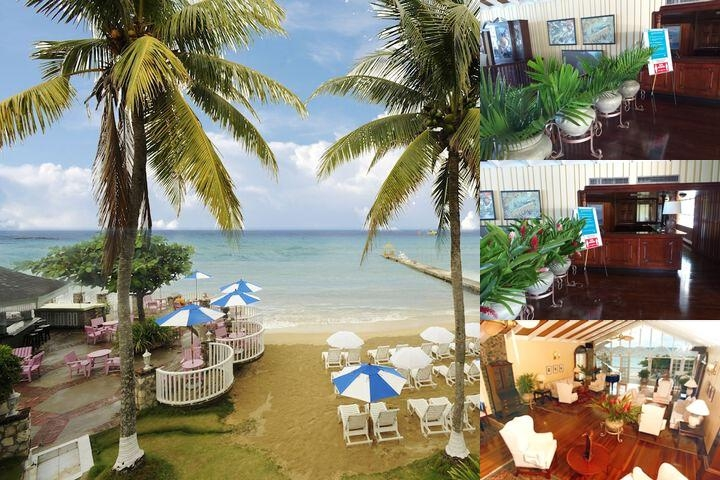 Shaw Park Beach Hotel All Inclusive photo collage