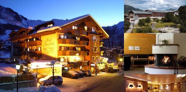 Hotel Sonnblick photo collage