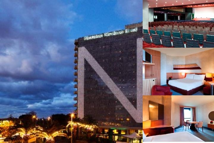 Nicolaus Hotel & Conference Center photo collage