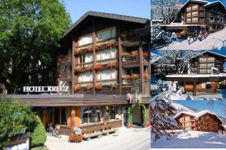 Hotel Kreuz Lenk photo collage