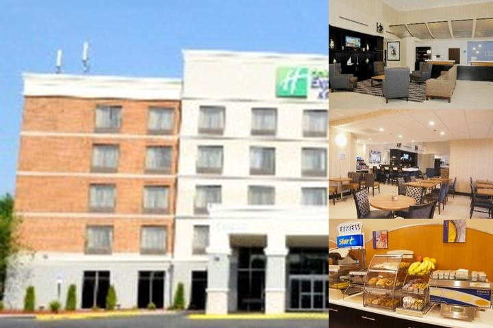 Holiday Inn Express & Suites Laurel Lakes photo collage
