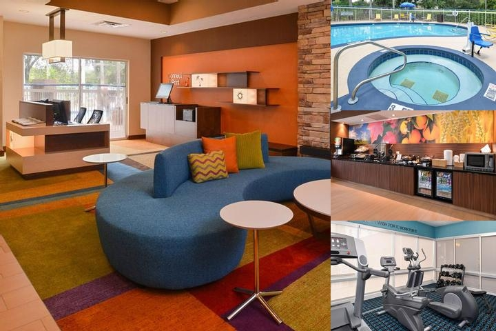 Fairfield Inn Orlando Airport photo collage